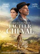 Affiche de L'incroyable histoire du Facteur Cheval (2019)