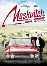 Affiche de Moskvitch mon amour (2019)