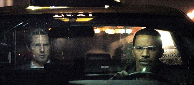 Tom Cruise et Jamie Foxx dans Collatéral (2004)
