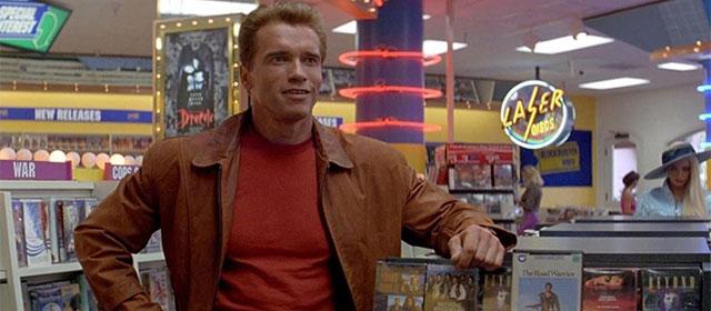 Arnold Schwarzenegger dans Last Action Hero (1993)