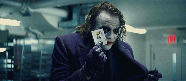 Heath Ledger dans The Dark Knight (2008)