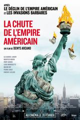 Affiche de La Chute de l'Empire Américain (2019)