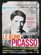 Affiche du Jeune Picasso (2019)