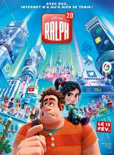 Affiche de Ralph 2.0 (2019)