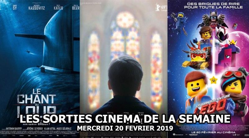 Les sorties cinéma du 20 février 2019