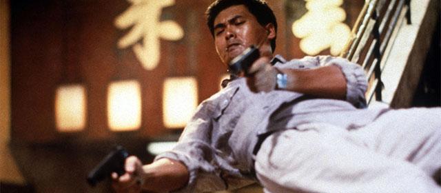 Chow Yun-Fat dans A toute épreuve (1992)