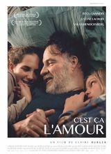 Affiche de C'est ça l'amour (2019)