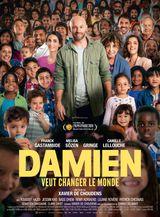 Affiche de Damien veut changer le monde (2019)