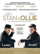Affiche de Stan & Ollie (2019)