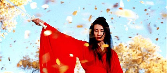 Maggie Leung dans Hero (2002)