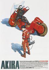 Affiche d'Akira (1988)