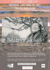Affiche de Béatrice un siècle (2019)