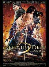 Affiche de Detective Dee : La Légende du dragon des mers (2013)