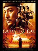 Affiche de Detective Dee : Le Mystère de la flamme fantôme (2010)