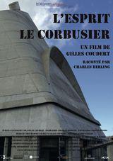 Affiche de L'Esprit le Corbusier (2019)
