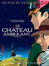 Affiche du Château Ambulant (2004)