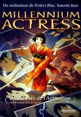Affiche de Millennium Actress (2002)