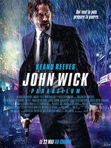 Affiche de John Wick 3 : Parabellum (2019)