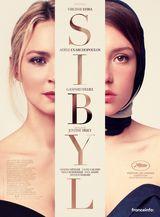 Affiche de Sibyl (2019)