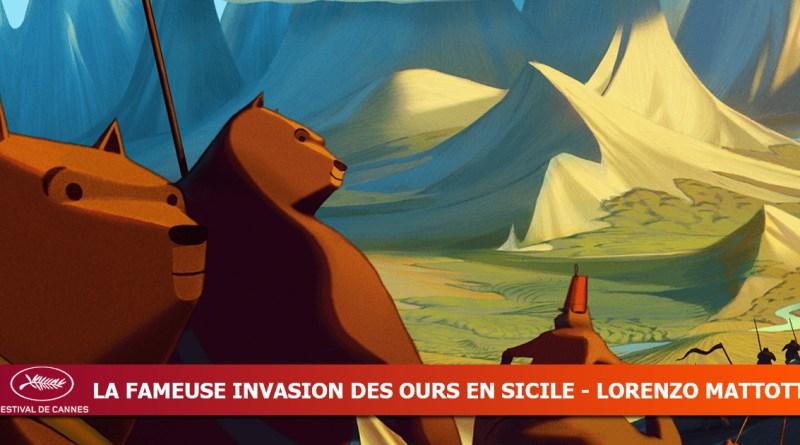 La Fameuse Invasion des ours en Sicile (2019)