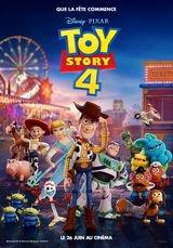 Affiche de Toy Story 4 (2019)