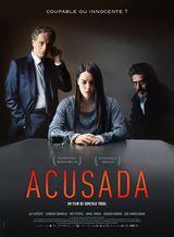 Affiche d'Acusada (2019)