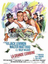 Affiche de La Grande Combine (1966)