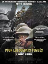 Affiche de Pour les soldats tombés (2019)