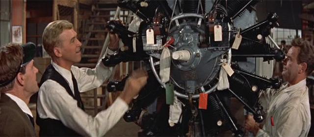 L'Odyssée de Charles Lindbergh (1957)