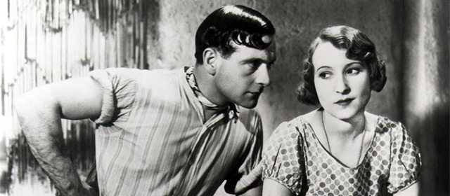 Pierre Fresnay et Orane Demazis dans Marius (1931)