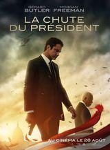 Affiche de La Chute du Président (2019)