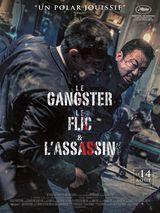 Affiche de Le Gangster, le flic et l'assassin (2019)