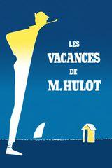 Affiche de Les Vacances de Monsieur Hulot (1953)