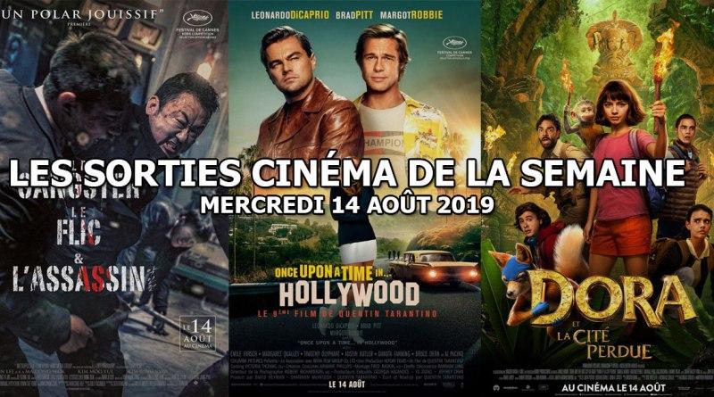 Sorties cinéma du mercredi 14 août 2019