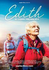 Affiche d'Edith, en chemin vers son rêve (2019)