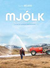 Affiche de Mjólk, la guerre du lait (2019)