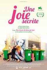 Affiche d'Une joie secrète (2019)