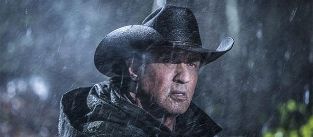 Sylvester Stallone dans Rambo : Last Blood (2019)