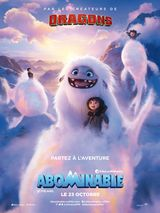 Affiche d'Abominable (2019)