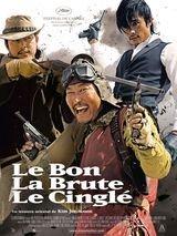 Affiche de Le Bon La Brute Le Cinglé