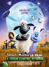 Affiche de Shaun le Mouton, le film : La ferme contre-attaque (2019)