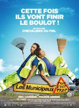 Affiche de Les Municipaux, trop c'est trop ! (2019)