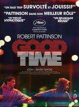 Affiche de Good Time (2017)