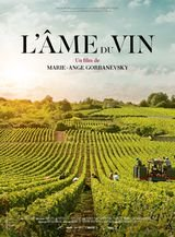 Affiche de L'Âme du vin (2019)