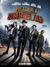 Affiche de Retour à Zombieland (2019)
