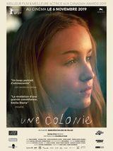 Affiche de Une Colonie (2019)