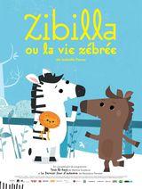 Affiche de Zibilla ou la vie zébrée (2019)