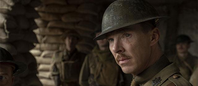 Benedict Cumberbatch dans 1917 (2020)