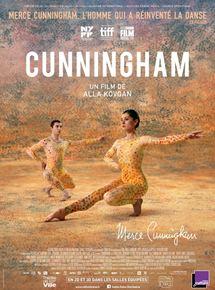 Affiche de Cunningham (2020)