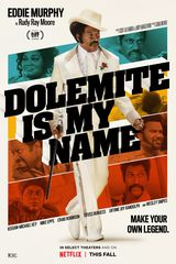 Affiche de Dolemite is my name (2019)